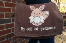 Eevee Bag by BlindAlleyStudio