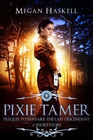 2016-408 eBook Megan Haskel, Pixie Tamer