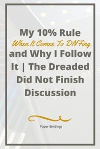 my dnf rule