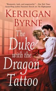 Duke with dragon Tattoo cover